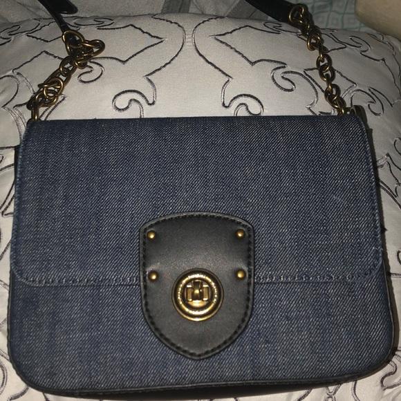Ralph Lauren Handbags - Selling this lovely navy blue Ralph Lauren purse